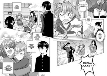 Toradora! - The lost pieces 06-07 by ilpuci