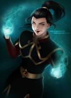 Azula by TheJasminator