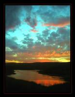 Sunset I by Arathrim