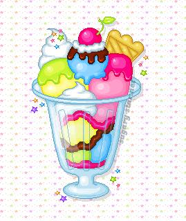 Ice cream sundae by vintagedl0ve on deviantart - Ice cream sundae wallpaper ...