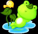 San x Frog by VintagedL0ve