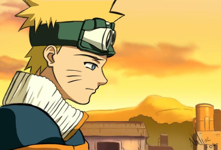 Sad Naruto By Darks On Deviantart