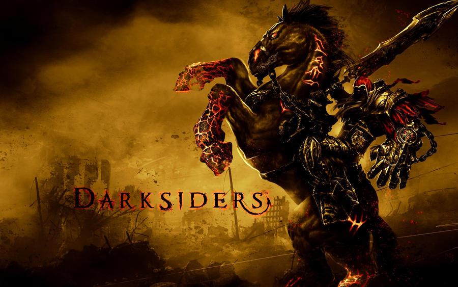 Darksiders War Wallpaper By: Darksiders: The Wrath Of War By Sayble On DeviantArt