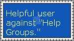 Anti Help Group Stamp (Read Desc.) by ZAMNPlayerD