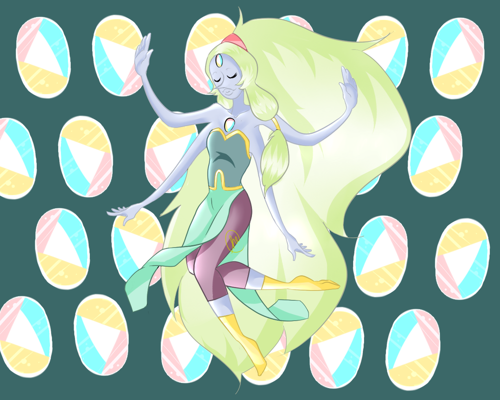 Opal by checheburecheh