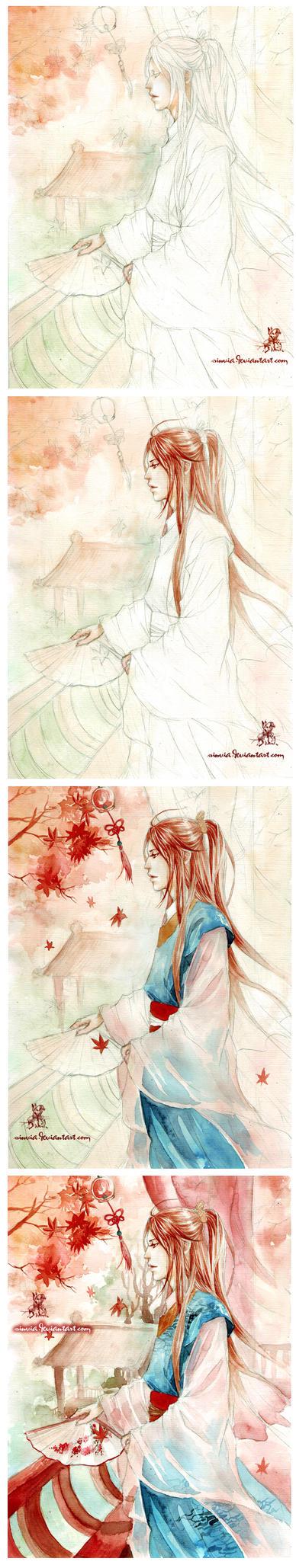 WIP Phong Tu by sinvia