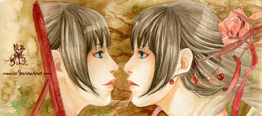 Mirror by sinvia