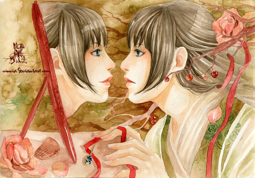 Mirror-full by sinvia