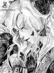 Dreams-Black and white