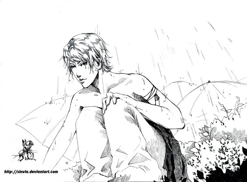 rain by sinvia