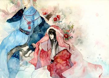 Tra Hoa by sinvia