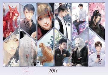 2017 by sinvia
