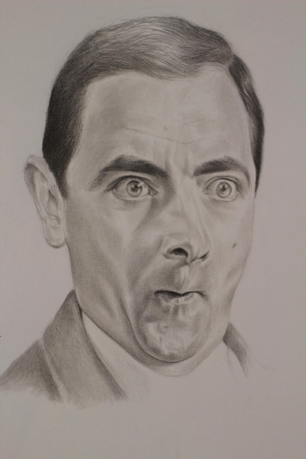 Mr. Bean (Work in Progress) by Mimitchki