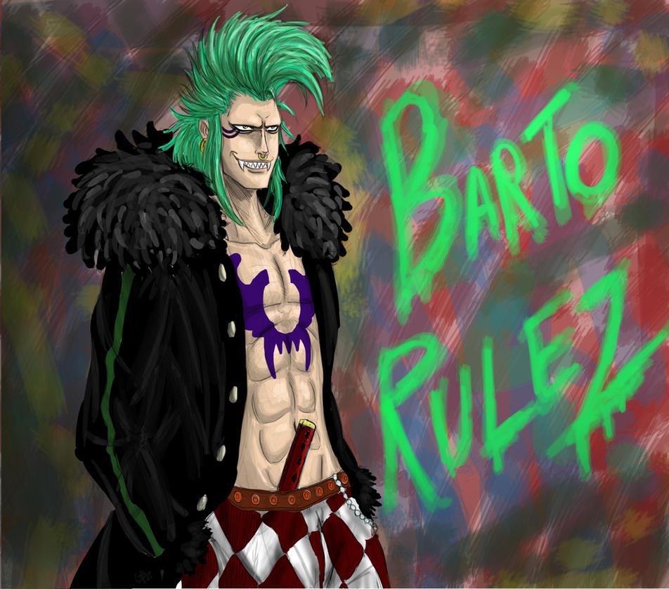 Bartolomeo by Gbtz007