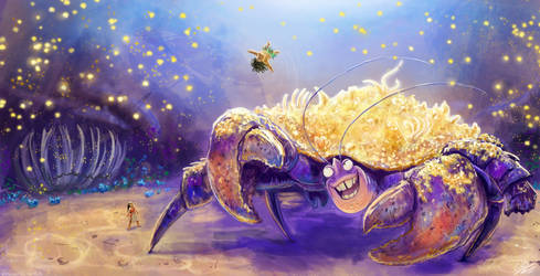 Shiny!Crab