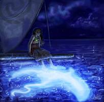 The sea chose you