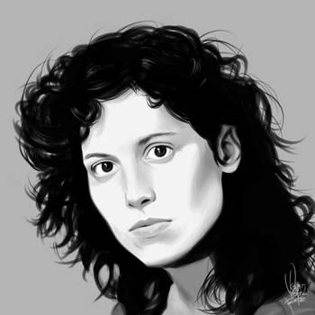 Portrait practice #12