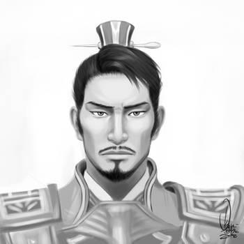 Yu Jin - Dynasty Warriors Fanart