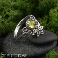 Elven ring by WhiteTincture