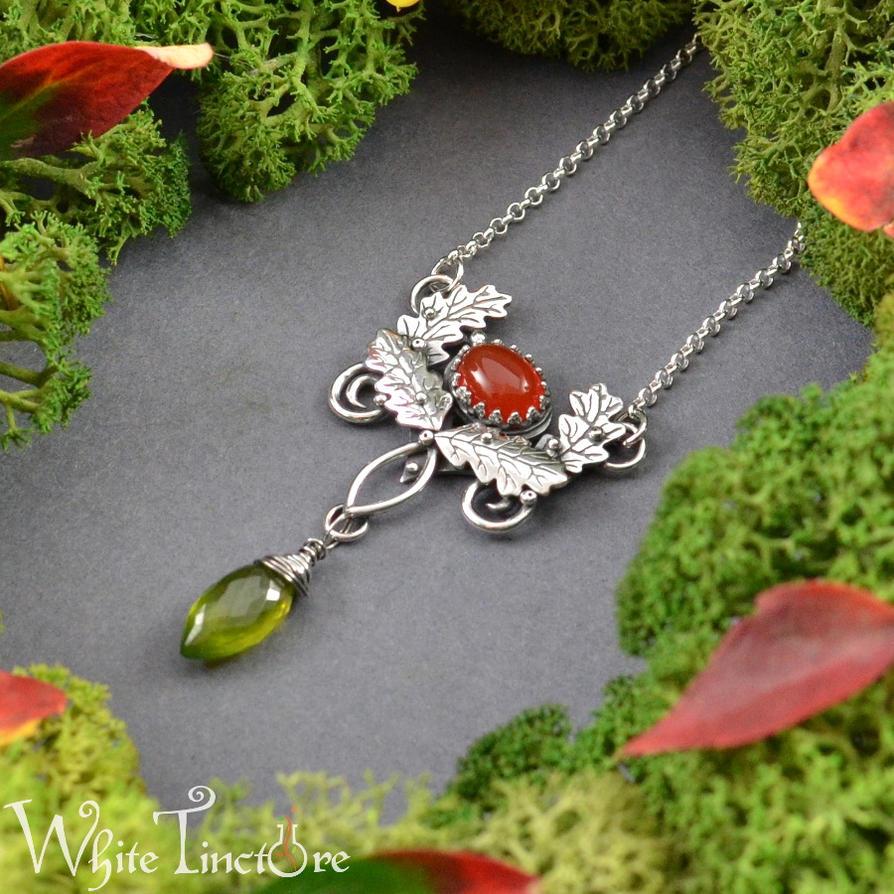 Autumn Oak by WhiteTincture