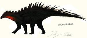 Dacentrurus by Dennonyx