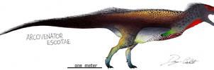 Arcovenator by Dennonyx