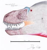 Nanuqsaurus by Dennonyx