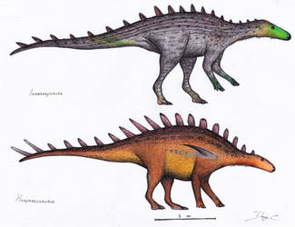 The birth of Stegosauria by Dennonyx