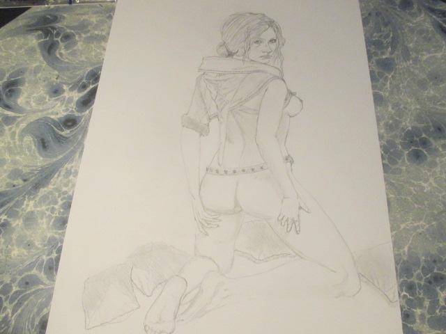 Triss Merigold 2 by Nekojika
