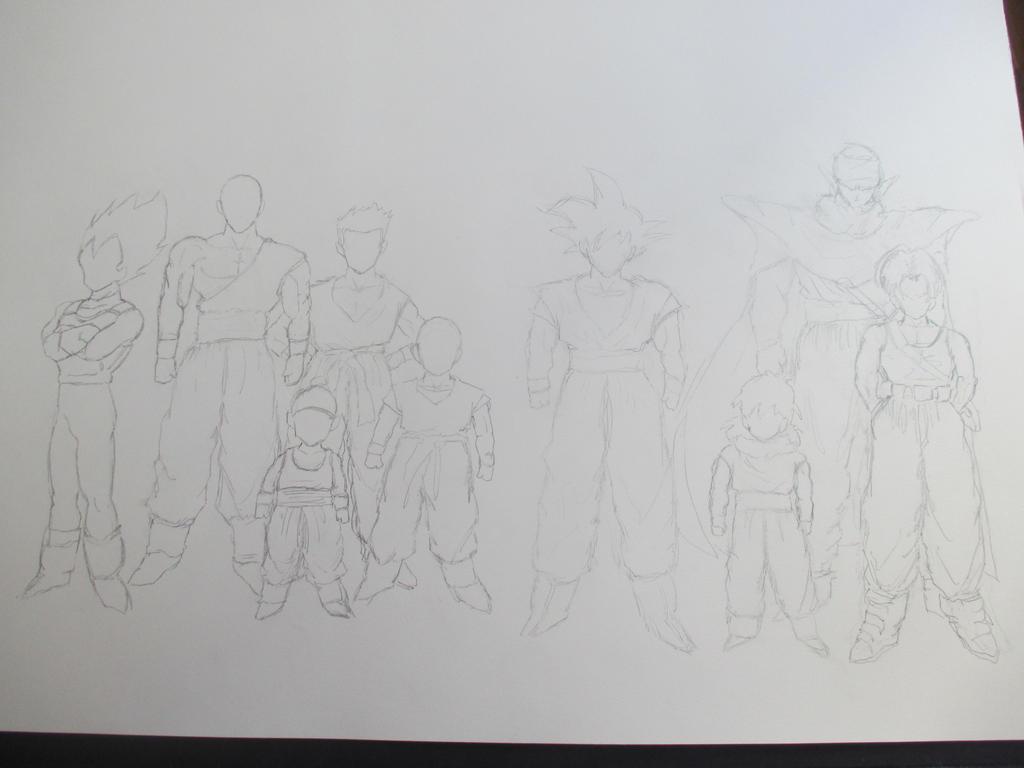 Team Z 1 by Nekojika