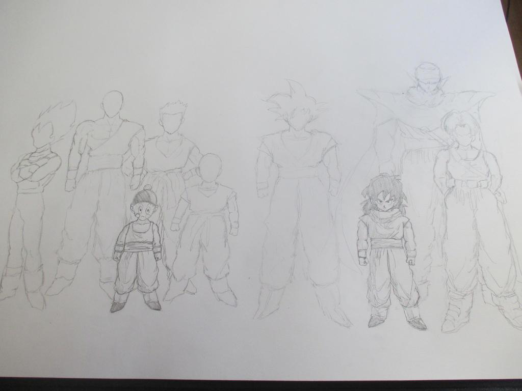 Team Z 3 by Nekojika
