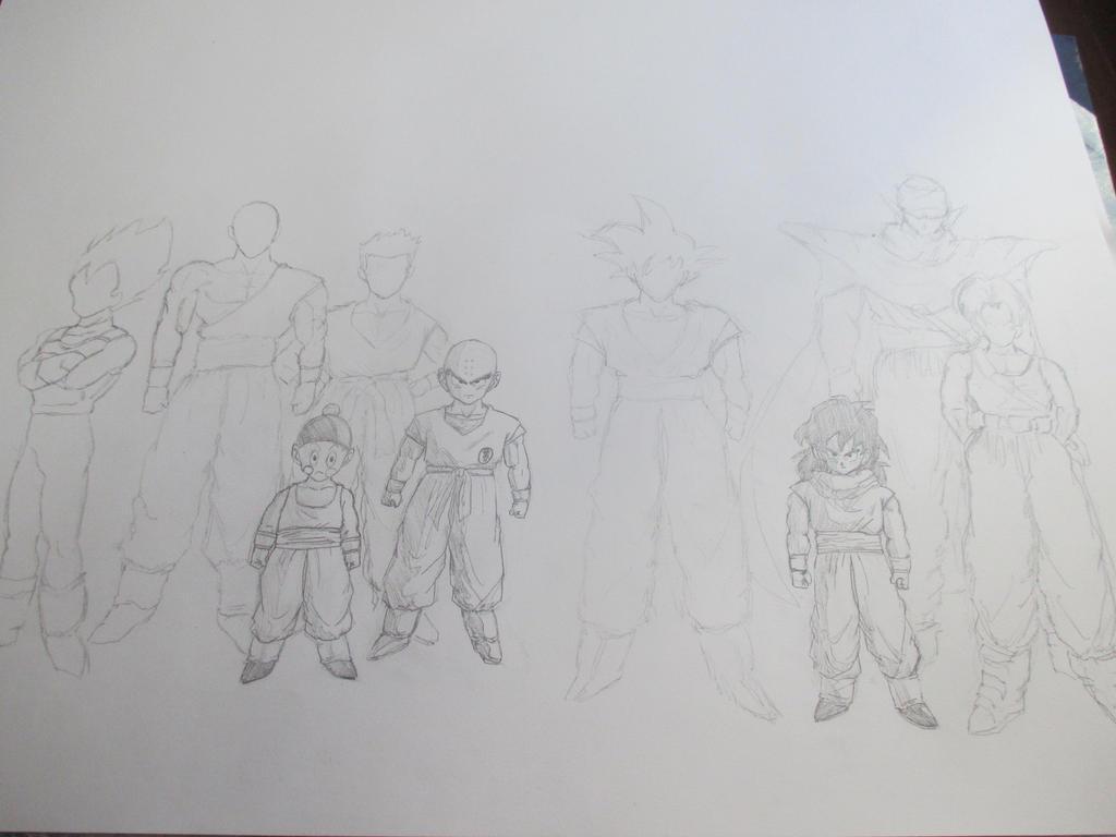 Team Z 4 by Nekojika