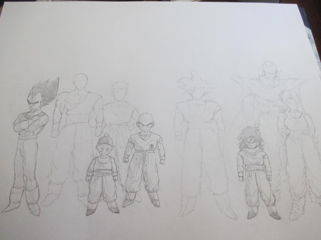 Team Z 5 by Nekojika