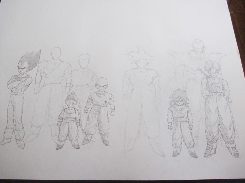 Team Z 6 by Nekojika