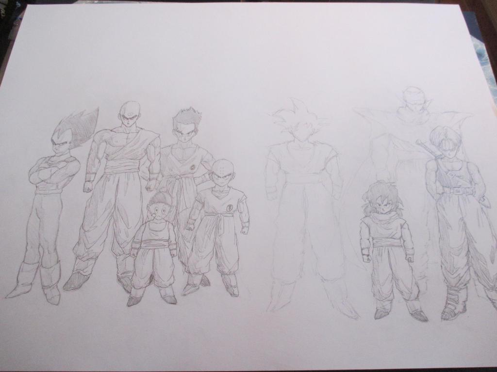 Team Z 8 by Nekojika