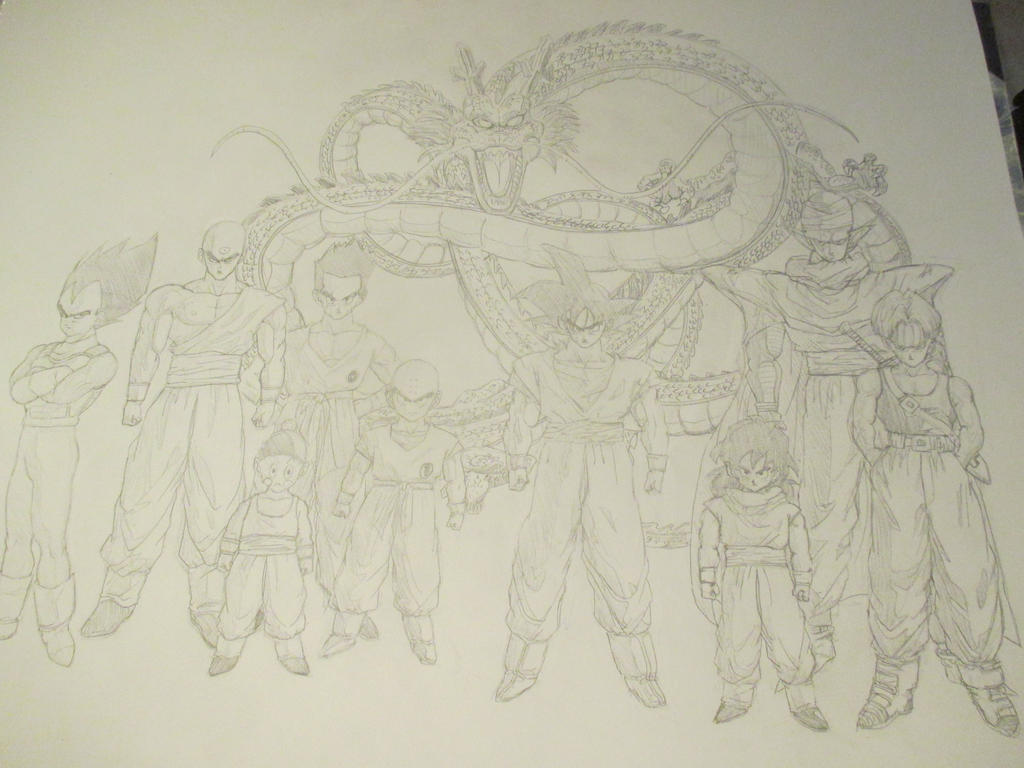 Team Z 11 by Nekojika