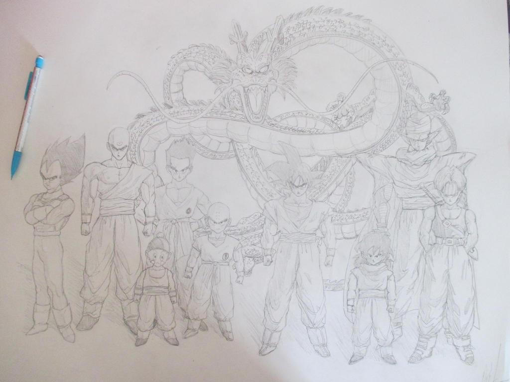 Team Z 13 by Nekojika