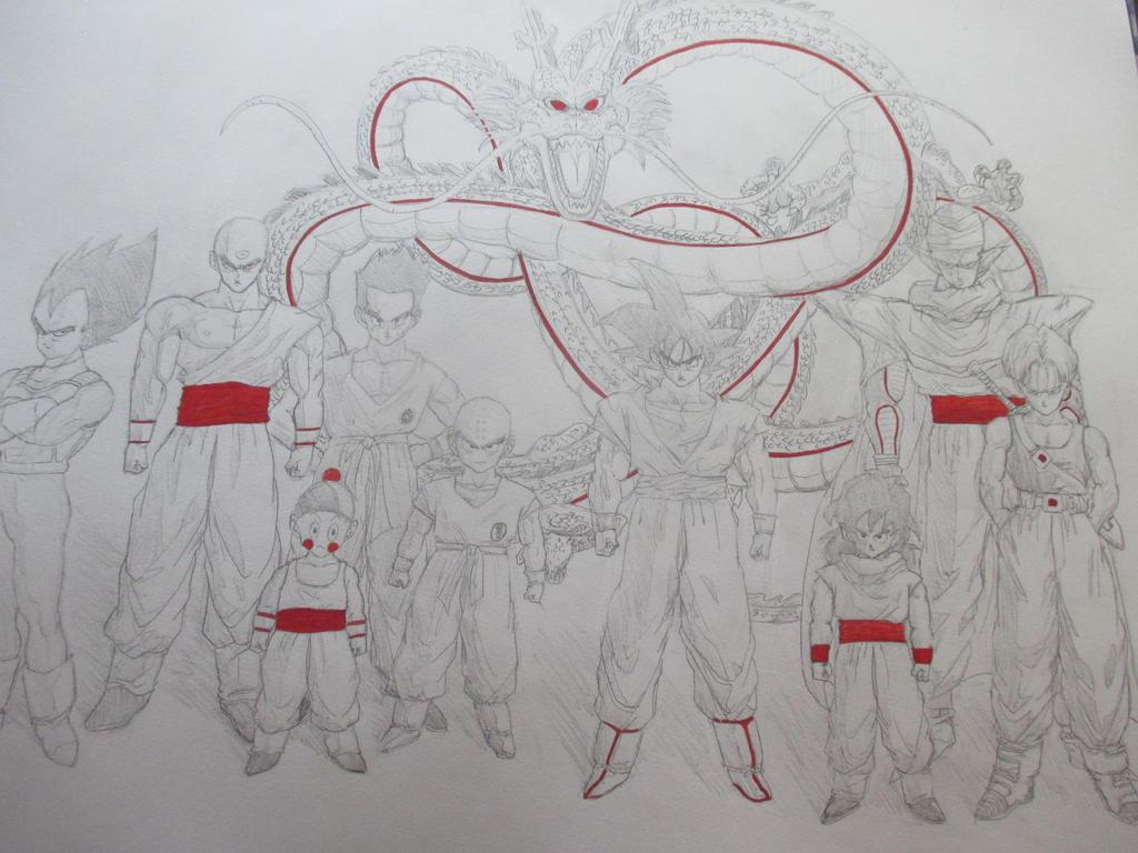 Team Z 14 by Nekojika