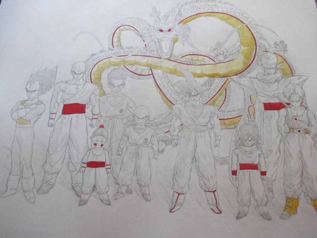 Team Z 15 by Nekojika