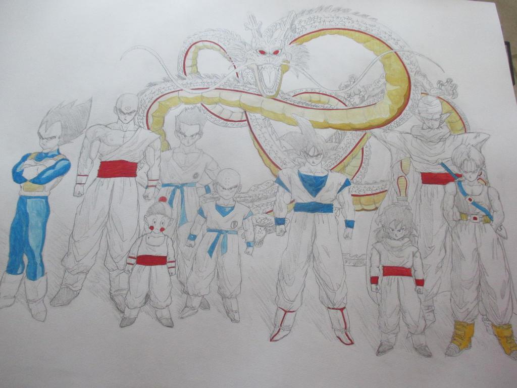 Team Z 17 by Nekojika