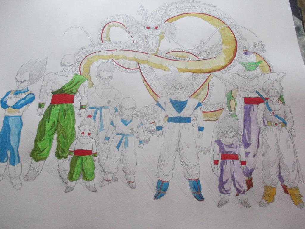 Team Z 18 by Nekojika