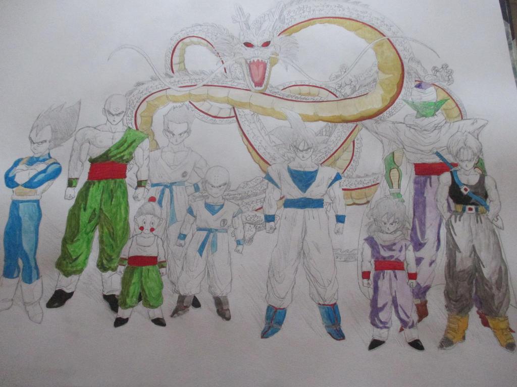 Team Z 19 by Nekojika