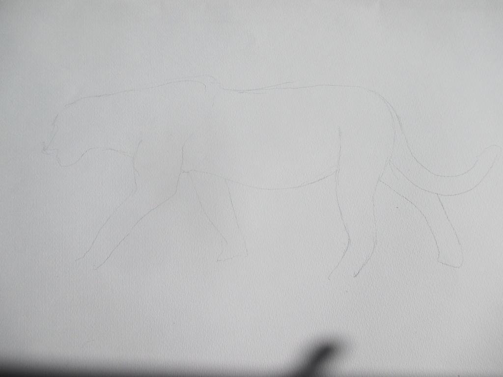 Prehistoric pantheraa 1 by Nekojika