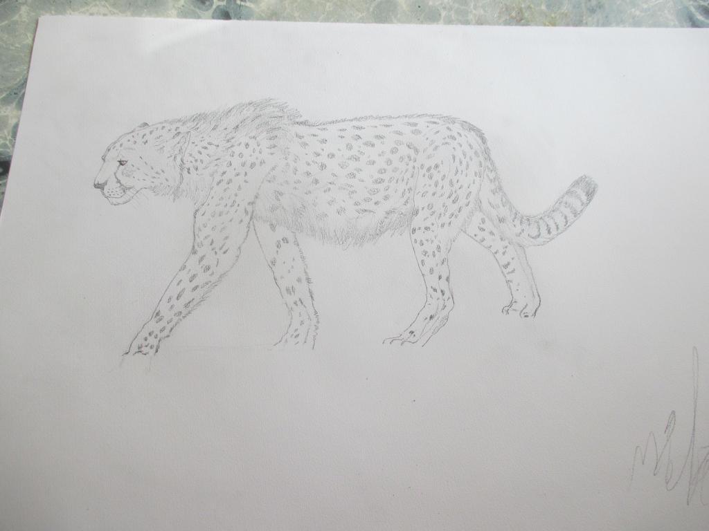 Prehistoric pantheraa 2 by Nekojika