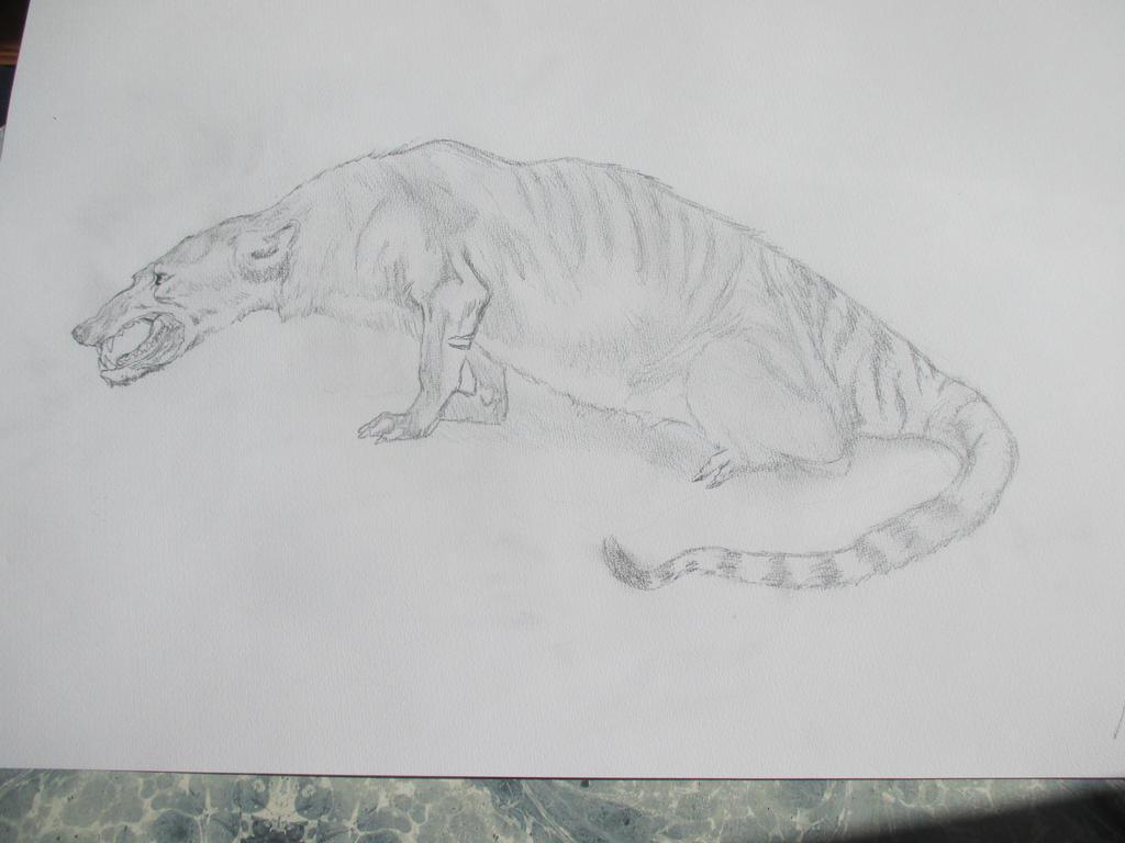 Mesonyx 1 by Nekojika