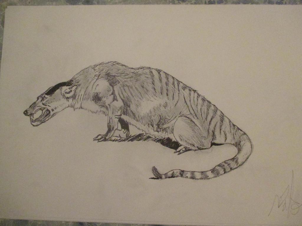 Mesonyx 2 by Nekojika