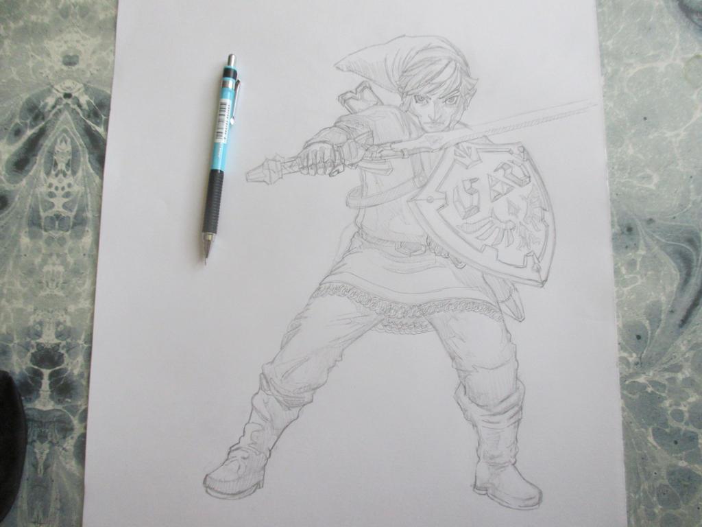 Link 3 by Nekojika