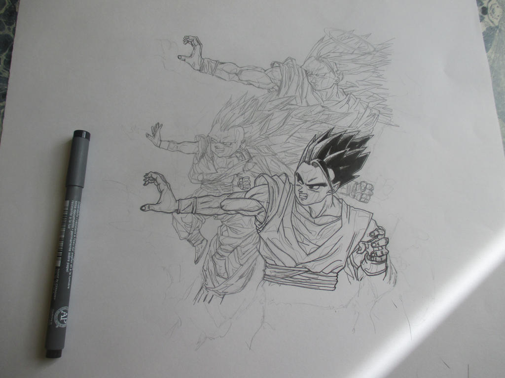 Saga Buu 6 by Nekojika