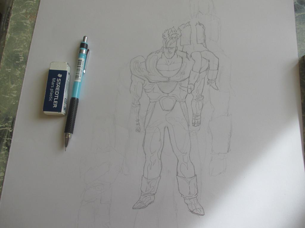 Cyborgs 1 by Nekojika
