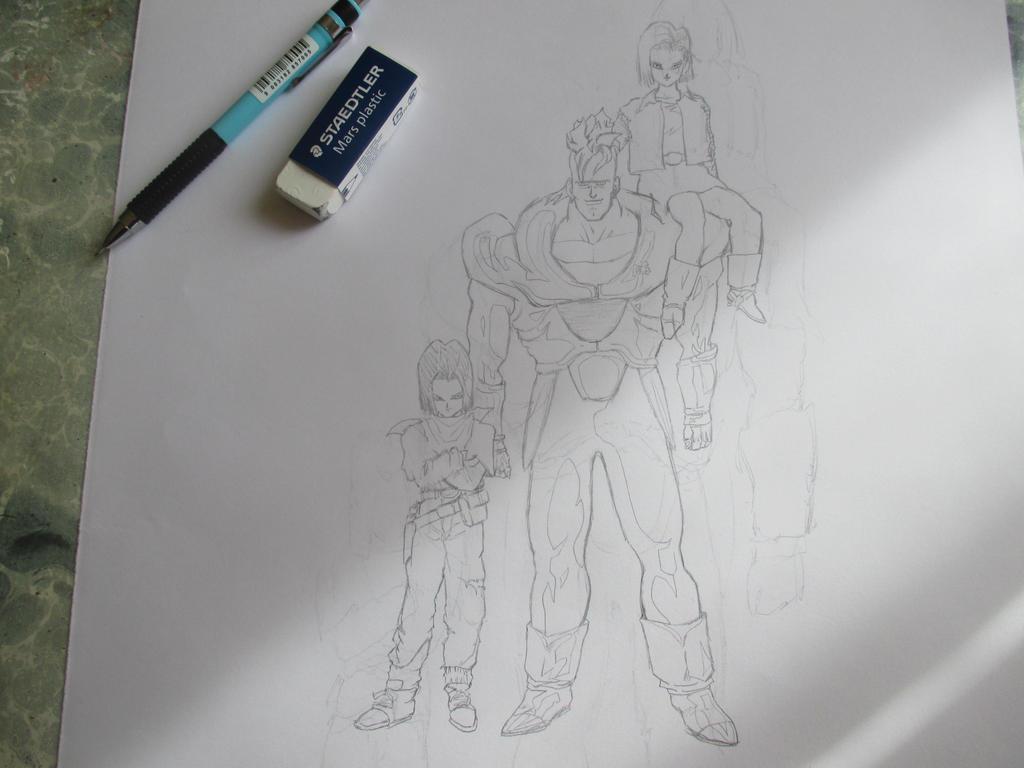 Cyborgs 2 by Nekojika